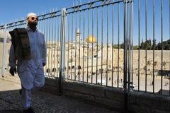 Kotel -以色列 库存照片