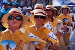 耶路撒冷3月 免版税图库摄影