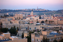 耶路撒冷 库存图片