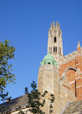 耶鲁大学法学院 库存图片
