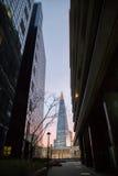 耸立在伦敦的碎片 免版税图库摄影