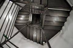 耸立的台阶 免版税图库摄影