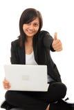 职业妇女 免版税库存照片