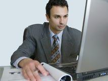 职员 免版税库存图片