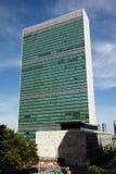 联合国大厦在纽约 免版税库存图片