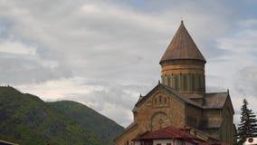 联合国科教文组织世界遗产名录站点,Svetitskhoveli大教堂 股票视频