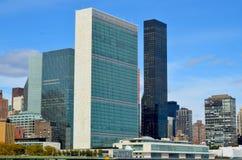 联合国编译 免版税库存照片