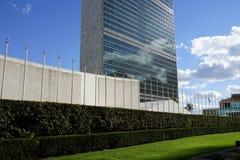 联合国42 免版税库存图片