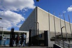 联合国61 库存照片