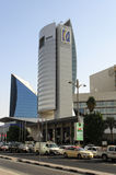 联合广场迪拜 库存照片