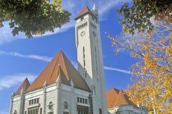 联合驻地,圣路易斯, MO 免版税库存照片