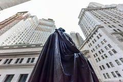 联邦国家纪念堂-纽约 免版税库存照片