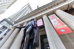 联邦国家纪念堂-纽约 免版税库存图片