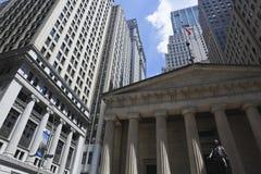 联邦大厅纪念国家纽约 免版税库存图片
