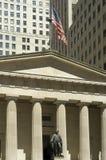 联邦大厅 免版税图库摄影