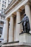 联邦大厅 免版税库存图片