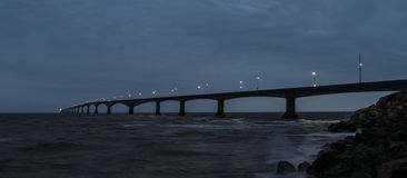 联邦大桥 免版税库存照片