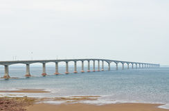 联邦大桥 库存照片