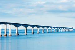 联邦桥梁 免版税库存图片