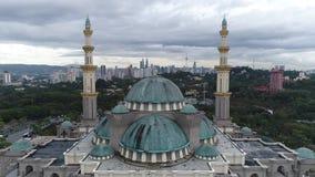 联邦疆土清真寺空中录影  股票录像