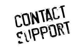 联络支持不加考虑表赞同的人 向量例证