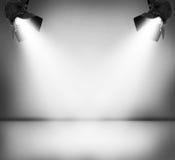 聚光灯 免版税图库摄影