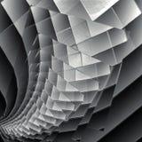 聚合物板材黑白纹理  向量 库存照片
