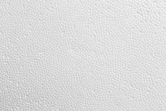 聚苯乙烯泡沫塑料纹理背景 免版税库存照片