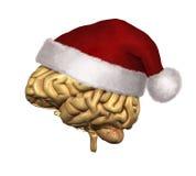 聪明的人民的圣诞节 免版税库存照片