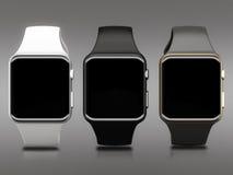 聪明的手表高分辨率 库存照片