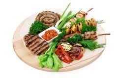肉分类 免版税库存图片