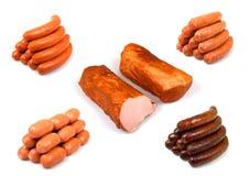 肉制品 库存图片