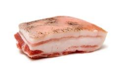 肉猪肉 库存照片