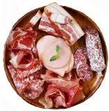 肉纤巧的分类 免版税图库摄影