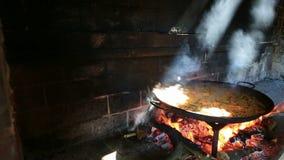 肉菜饭和光 股票视频