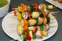 肉蔬菜 免版税库存图片