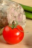 肉蕃茄 免版税库存照片