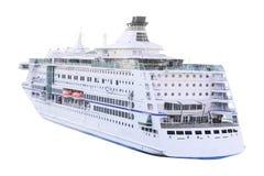 肋前缘巡航luminosa船 免版税库存图片