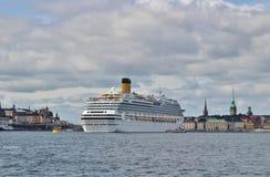 肋前缘Favolosa在斯德哥尔摩 库存图片