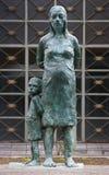 肋前缘jose母亲rica圣儿子 免版税库存图片