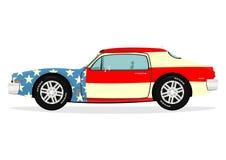 肌肉汽车 免版税库存照片