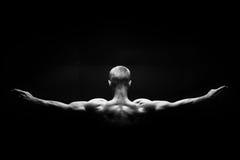 肌肉 图库摄影