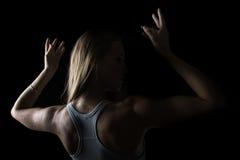 肌肉 免版税库存图片