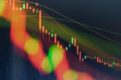 股市图,股市数据 库存照片