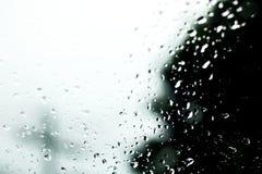 股市索引图表抽象背景下落玻璃自然水设计雨露水风暴泡影反射透明风 免版税库存图片