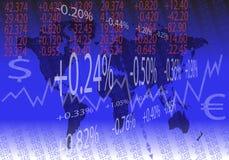 股市 向量例证