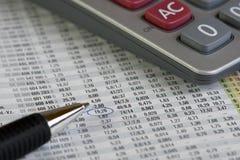 股票 免版税库存图片
