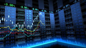 股票Market_068 向量例证