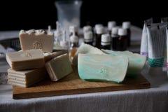 肥皂煮沸 免版税库存照片