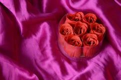 肥皂玫瑰 库存照片